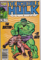 The Incredible Hulk #320 NM