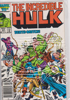 The Incredible Hulk #321 NM