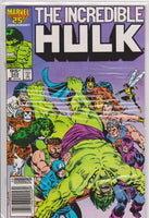 The Incredible Hulk #322 NM 9.8 - The Dragon's Tail