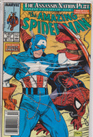 The Amazing Spiderman #323 NM 9.6 - The Dragon's Tail