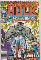 The Incredible Hulk #324  NM