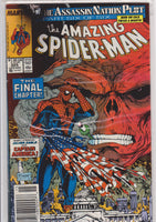 The Amazing Spiderman #325 NM 9.6 - The Dragon's Tail