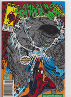 The Amazing Spiderman #328 VF 8.5 - The Dragon's Tail