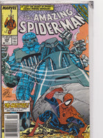 The Amazing Spiderman #329 NM 9.6 - The Dragon's Tail