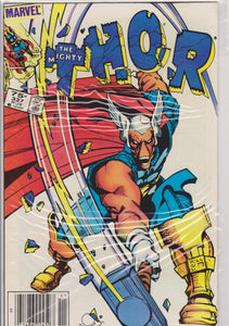 Thor #337 NM 9.8 - The Dragon's Tail
