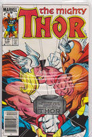 Thor #338 NM 9.8 - The Dragon's Tail