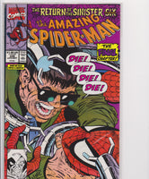 The Amazing Spiderman #339 NM 9.6 - The Dragon's Tail