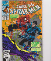 The Amazing Spiderman #349 NM 9.6 - The Dragon's Tail