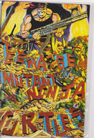 Teenage Mutant Ninja Turtles #34 NM 9.6 - The Dragon's Tail