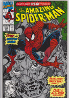 The Amazing Spiderman #350 NM 9.6 - The Dragon's Tail