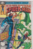 The Spectacular Spiderman #39 F 6.5