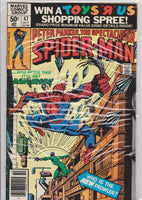 The Spectacular Spiderman #47 F 6.5 - The Dragon's Tail