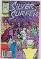 The Silver Surfer #4 NM 9.6 - The Dragon's Tail