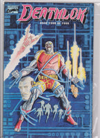 Deathlok #4 NM 9.6 Mini Series - The Dragon's Tail