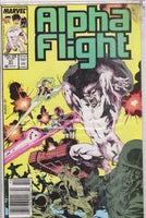 Alpha Flight #51 NM