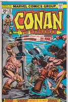Conan the Barbarian #53 VF 8.0 - The Dragon's Tail