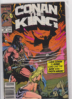 Conan the King #54 NM 9.4 - The Dragon's Tail