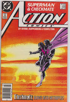 Action #598 NM 9.8 - The Dragon's Tail