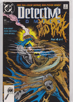 Detective Comics #607 NM 9.4 - The Dragon's Tail
