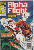 Alpha Flight #71 NM