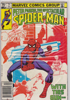 The Spectacular Spiderman #71 F 6.0 - The Dragon's Tail