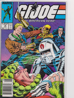 Gi Joe #74 NM 9.6 - The Dragon's Tail