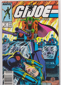 Gi Joe #75 NM 9.6 - The Dragon's Tail