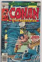 Conan the Barbarian #77 VF 6.5 - The Dragon's Tail