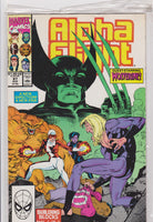 Alpha Flight #87 NM