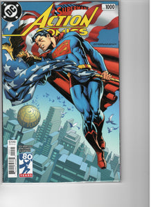 Action Comics 1000F NM