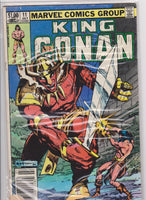 King Conan #11 G 3.0 - The Dragon's Tail