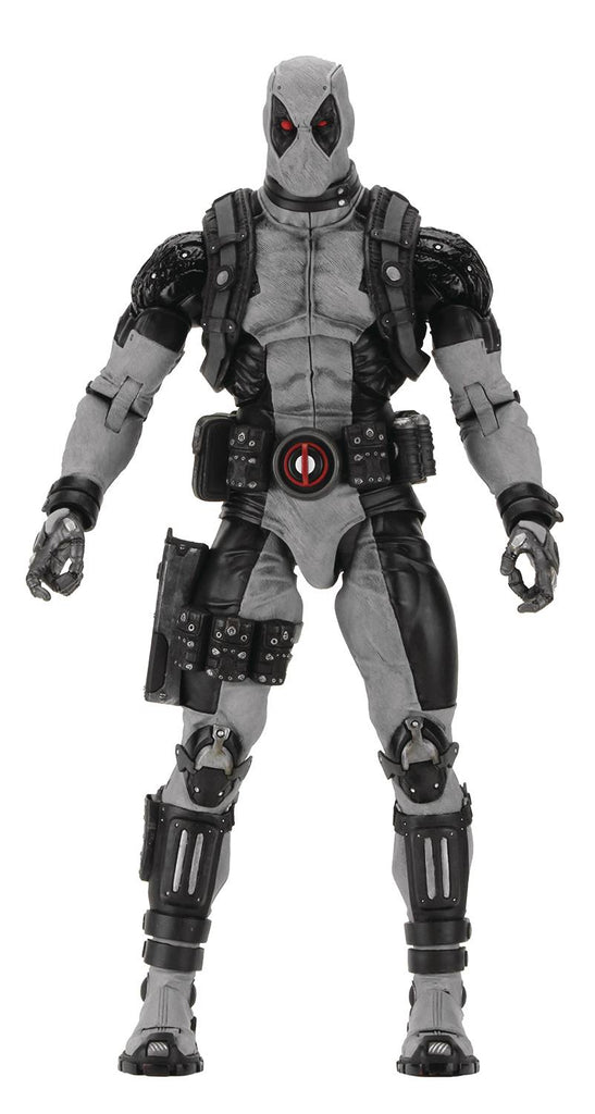 MARVEL DEADPOOL X-FORCE VERSION 1/4 SCALE ACTION FIGURE - The Dragon's Tail