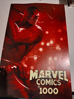 Marvel # 1000 Dell'Otto cover NM