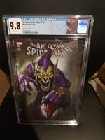 The Amazing Spiderman #799 CGC graded 9.8 Comic Mint edition.