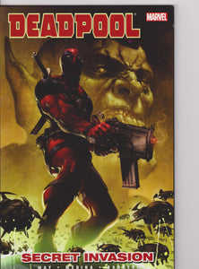 Deadpool Secret Invasion - The Dragon's Tail