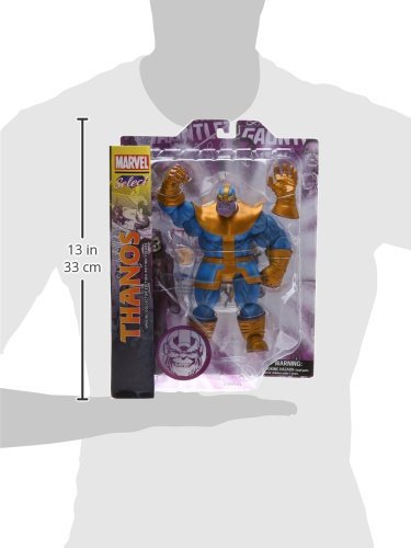 Diamond Select Thanos - The Dragon's Tail