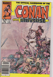 Conan Universe #1 NM 9.4 - The Dragon's Tail