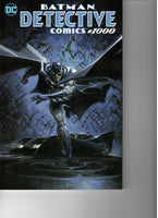 Detective Comics 1000 Exclusive Clayton Crain Variant edition