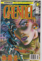Grendel #1 NM 9.6 - The Dragon's Tail