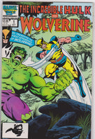 The Incredible Hulk and Wolverine #1 NM