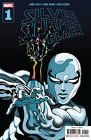 Silver Surfer Black #1 NM