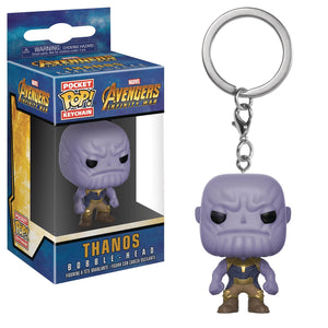 POCKET POP AVENGERS INFINITY WAR THANOS FIGURE KEYCHAIN - The Dragon's Tail