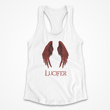 Lucifer- Netflix - Tank Top