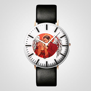 Lucifer - Netflix - Wrist Watch