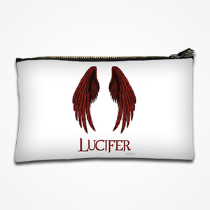 Lucifer - Netflix - Zipper pouch