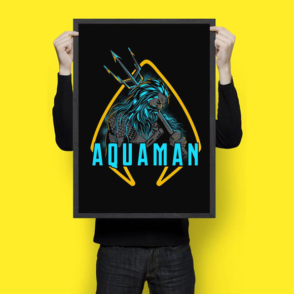 Aquaman - Wall Hangings