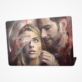 Lucifer- Netflix - Laptop skin