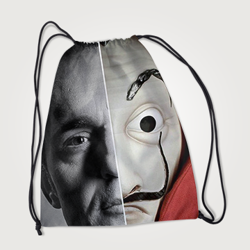 Money Heist - Drawstring Bag