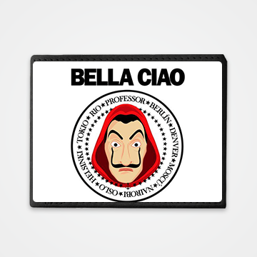 Bella Ciao - Money Heist - Graphic Printed Wallets