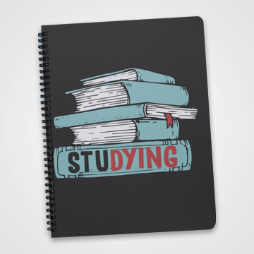 Studying  - Notebook